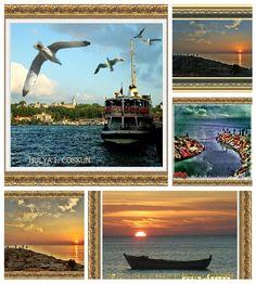 GREETINGS FR0M ISTANBUL. . : @all rights reserved HULYA I.COSKUN | hulyahulya