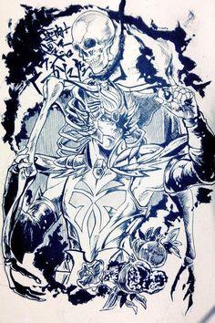 [ARTE] Celebrando os 30 anos de CAVALEIROS DO ZODÍACO com mais de 300 artes!   NERD GEEK FEELINGS