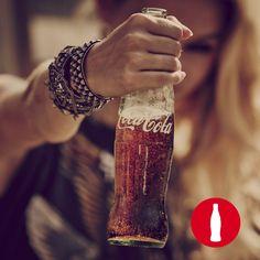 ¡Disfruta de cada momento y celébralo como se merece! #SienteElSabor de tu Coca-Cola, y de la vida… ;)