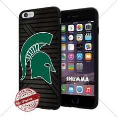 "NCAA-Michigan State Spartans,Cool iPhone 6 Plus (6+ , 5.5"") Smartphone Case Cover Collector iphone TPU Rubber Case Black SHUMMA http://www.amazon.com/dp/B0130M51EY/ref=cm_sw_r_pi_dp_ia52vb04CAFKV"