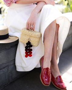 ❖ Itty Bitty Bag crush | Blair Eadie | Atlantic-Pacific ❖