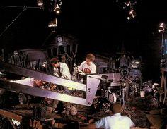 The Nightmare Before Christmas Phil Tippet, Jan Svankmajer, Stop Motion Movies, Terry Gilliam, Jack And Sally, Coraline, Jack Skellington, Tim Burton, Nightmare Before Christmas