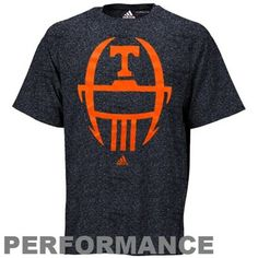 adidas Tennessee Volunteers 2012 Sideline Helmet Performance T-Shirt - Black $27.95