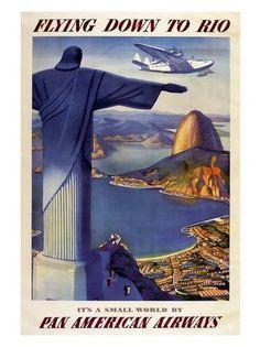 Pan American Airways - 1930's