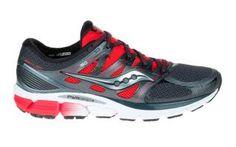 1c8ec911d32c1 Saucony ZEALOT ISO ROJO NEGRO PLATA S20269-5. StreetProRunning · Zapatillas  Running Saucony