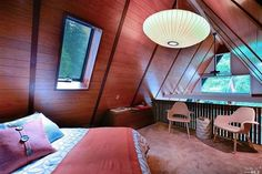 View 20 photos of this 1 bed, 1.0 bath, 1152 sqft Single Family that sold on 10/21/14 for $362,500. Sensational STORYBOOK A-FRAME w/ Iconic Mid-Century ...