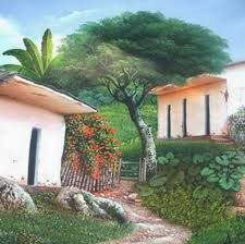 Resultado de imagen de imágenes de pinturas óleo de paisajes
