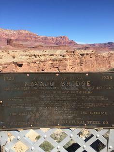 Navajo Bridge Arizona
