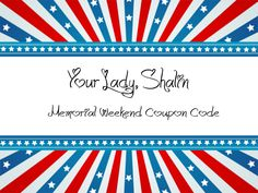 Avon's MEMORIAL DAY weekend coupon code! Saturday and Sunday only! #Avon #avonrep #memorialday #weekend #makeup #fashion #discount #sales #shopping #beauty