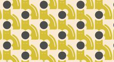 ORLA KIELY - POPPY CAT