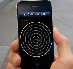 I guess technically if they both had Find my Friends enabled this could exist.. LOL!