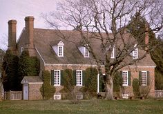 "George Washington Birthplace ""Wakefield"", located in Virginia"