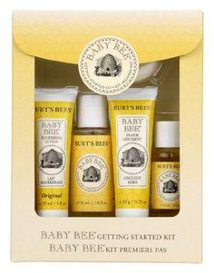 burts bee baby bee getting started kit