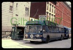 Taxi Albany Ny >> NYC Bus - Vintage Photo/ 1970s | NYC Transportation | Pinterest | Nyc, Busses and Bus route