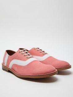 Mens Taped Low Shoe