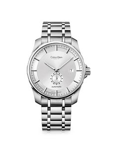 d1215be7f0c  CalvinKlein Mens Stainless Steel www.outlet77.com