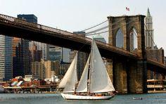 Shearwater Wine Tasting Sail (Photo: Courtesy Manhattan by Sail)