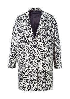 leopard coat от Zara, now mine