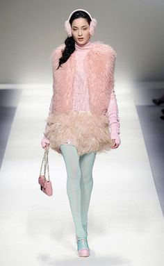 Blugirl - MFW Fall '12 -Winter '13