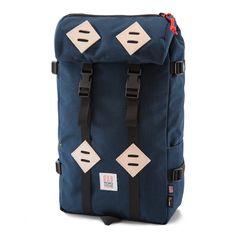 Topo Designs Klettersack 22L Charcoal