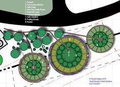 PERMACULTURE AND PERENNIAL FOOD FOREST DESIGN: Community Mandala Gardens are the Best