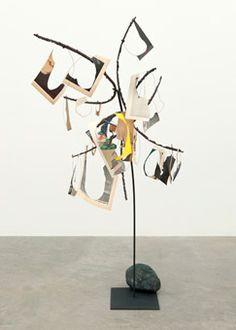 Geoffrey Farmer, Metal Will Stand Tall (A Single Image Is Not A Splendor)