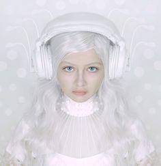 Adriana Duque, 'Danaé,' 2014, Zipper Galeria Adriana Duque, Art Photography Portrait, Contemporary Photographers, Hair Ornaments, Over The Rainbow, Travel Style, Character Art, Fairy Tales, Contemporary Art