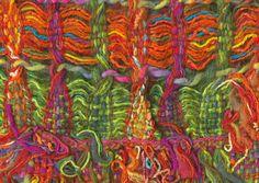 Photo gallery / Patern samples - Izvorje - hand weaving