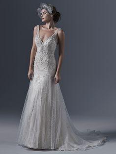 Svatební šaty Gwyneth