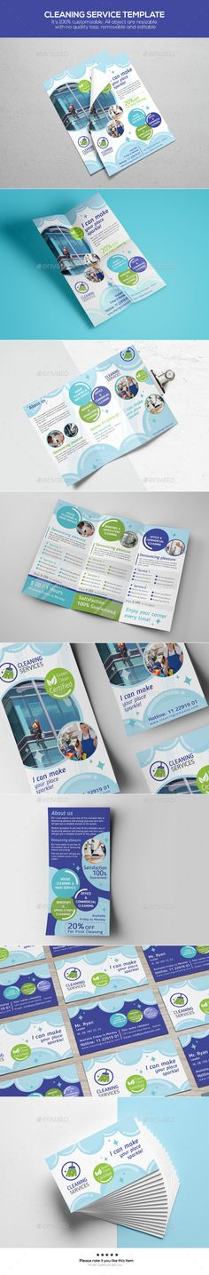 Laundry  Dry Cleaning Services Flyer  Dry Cleaning Services Dry