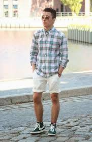 Pantalones cortos para hombres. Ideas de outfits con pantalones cortos para  hombres. Cómo llevar bb5e85af6802