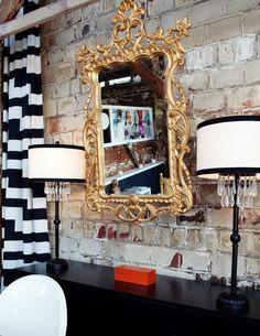 Six Stunning Mirrors that Make the Room   Rue