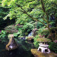 japanese garden in p