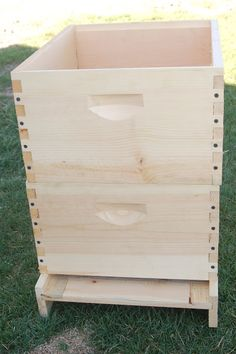 Blissfully Content: Beekeeping: Assembling Your Hive and Necessary Gear