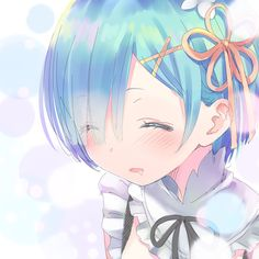Rem is light of love❤