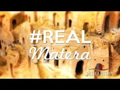 The Mirabilia Project | #REAL Matera