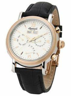 Ingersoll Men's IN4502RCH Cila Watch Ingersoll. $399.98. Ingersoll Cila Watch. Ingersoll 2012 Collection. Ingersoll Men's Watch