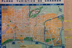 Maps | Tourism Granada