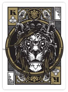 Awesome playing card designs by Hydro74