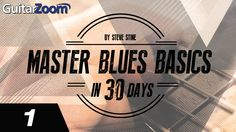 Master Blues Basics in 30 Days - The Power of the 7th Chord