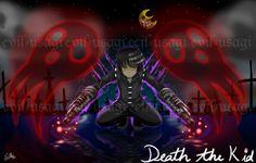 +Death the Kid+ by Evil-usagi