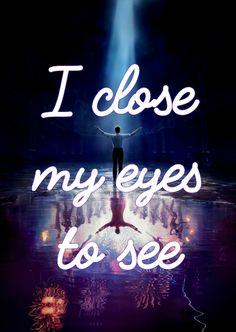 #thegreatestshowman #Iclosemyeyestosee #amilliondreams