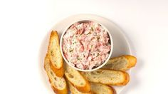 Bon Appetit's salmon rillettes: made with poached salmon and a touch of hot-smoked salmon for punch
