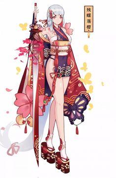 Female Character Design, Character Design Inspiration, Character Concept, Character Art, Fantasy Characters, Female Characters, Anime Characters, Anime Fantasy, Fantasy Girl