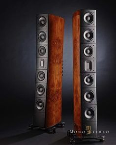 Mono and Stereo High-End Audio Magazine: Raidho D-4.1 speakers NEW
