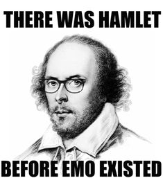 Where can I find viable online sources for a research paper on insanity in Hamlet?