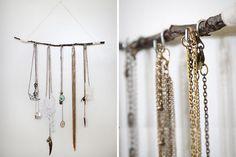 17Maneras originales deorganizar todos tus accesorios