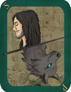 Messers Moony, Wormtail, Padfoot and Prongs are proud to present…