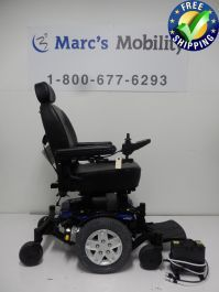 The Sharp Looking Quantum Edge HD Power Chair offers a patent pending Mid-Wheel 6 design platform, meaning you will always have 6 wheels on the ground, and has a Weight Capacity of 450 LBS. Work Chair, Powered Wheelchair, Army Wallpaper, Moving Boxes, Patent Pending, Back Seat, Baby Strollers, Wheels