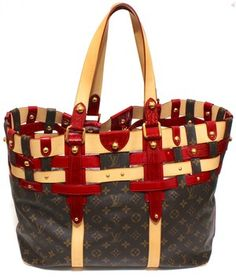 Louis Vuitton Limited Edition Salina Rubis Monogram Canvas Gm Shoulder Bag. Get one of the hottest styles of the season! The Louis Vuitton Limited Edition Salina Rubis Monogram Canvas Gm Shoulder Bag is a top 10 member favorite on Tradesy. Save on yours before they're sold out!